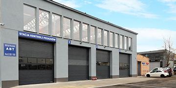 Podstawowa Stacja Konrtoli Pojazdów