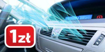 Ozonowanie pojazdu