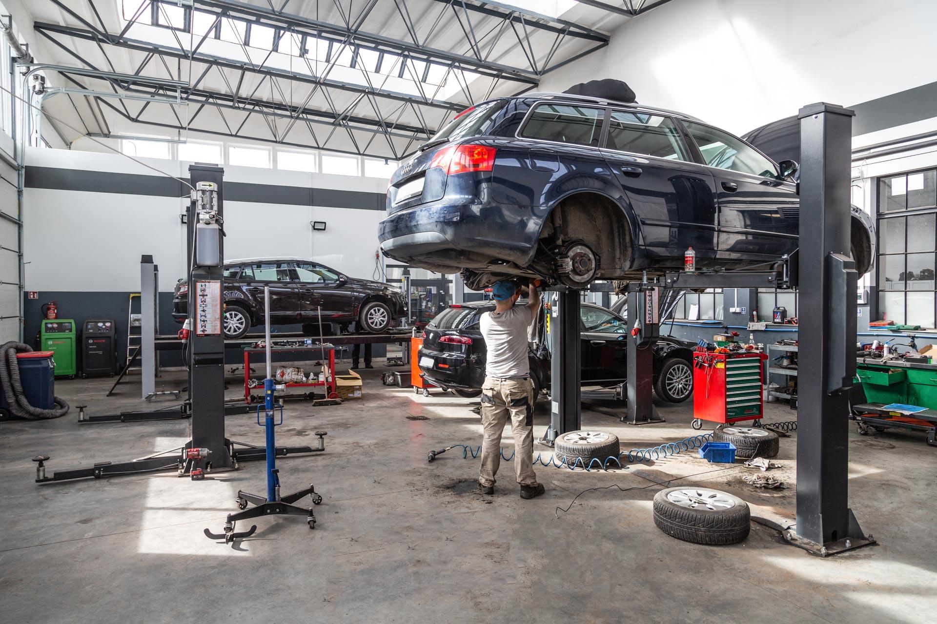hp auto serwis - warsztat samochodowy szczecin santocka 44
